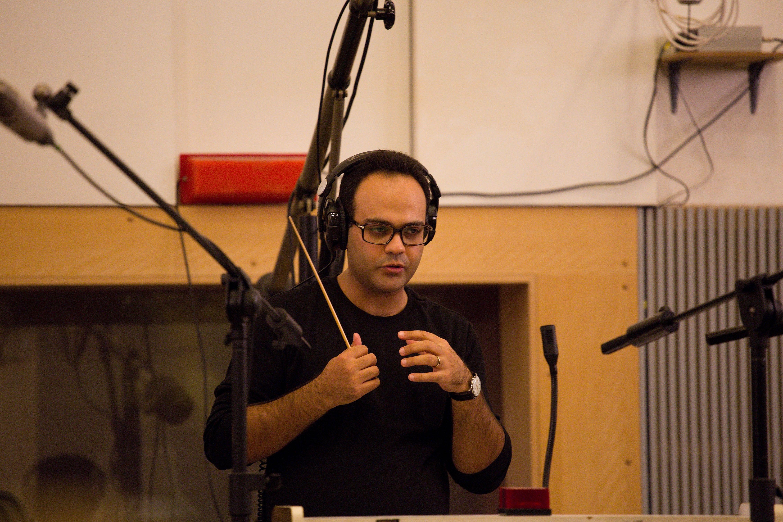 Amir Pourkhalaji امیر پورخلجی Prague Metropolitan Symphony Orchestra ارکستر سمفونیک پراگ چک